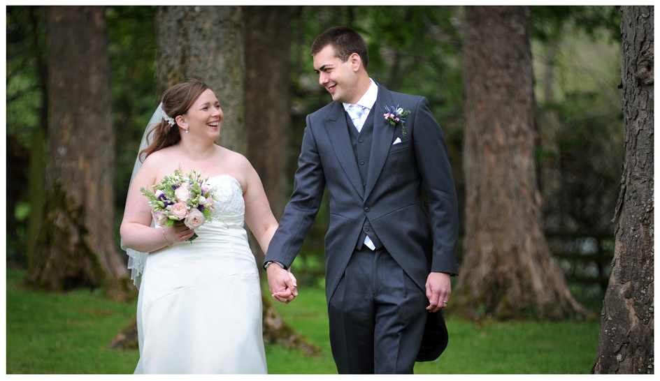 Wedding Photography from the first ever wedding at Bettws Hall,  Bettws Cedewain, Montgomeryshire/Powys from Wrexham Wedding Photographer Phil Rees