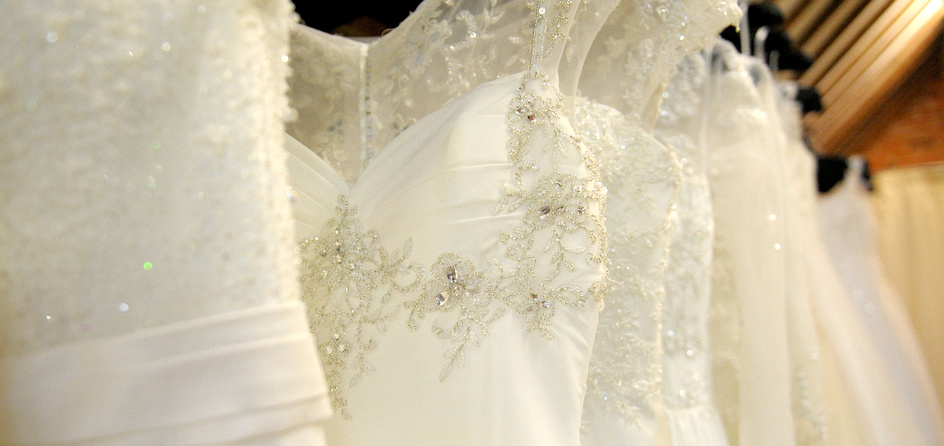 Wedding Dress Sale at Cameo Brides, Wrexham