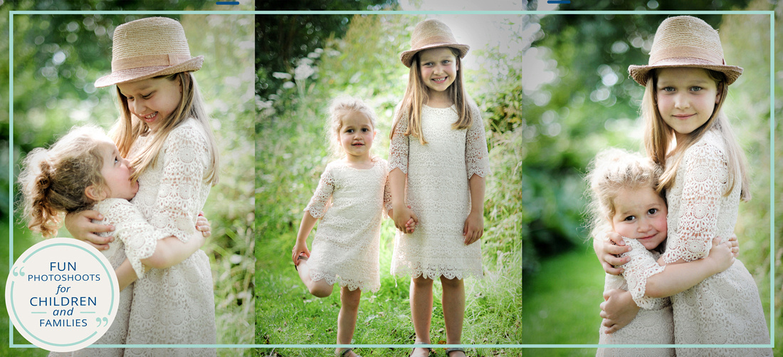 Children's & Family Portraits at the Plassey for Wrexham and Chester